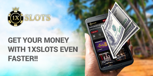 1xslots casino instant withdrawals