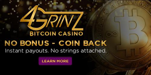 4grinz casino cashback