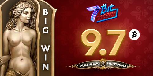 7bitcasino big win march