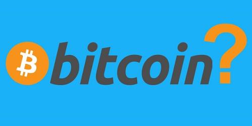 Bitcoin question