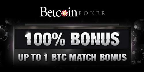 betcoin.ag poker welcome bonus