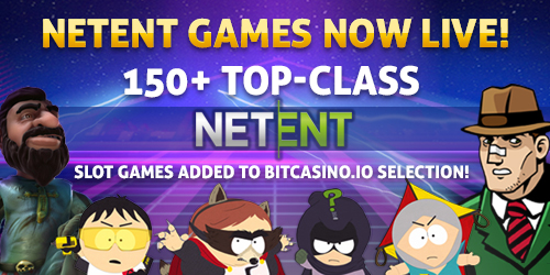 bitcasino.io netent games