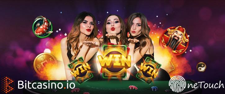 bitcasino onetouch blackjack roulette promo