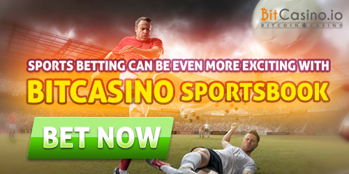 bitcasino sportsbook launch