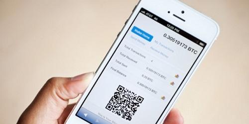 bitcoin app