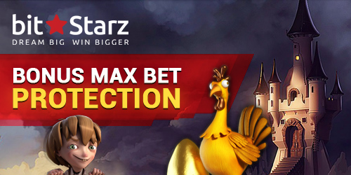 bitstarz casino bonus max bet protection