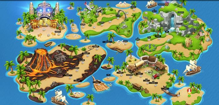 bitstarz casino treasure map