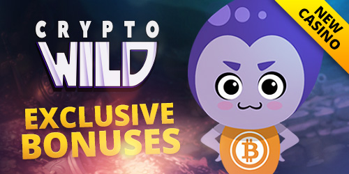 cryptowild casino news article bonus