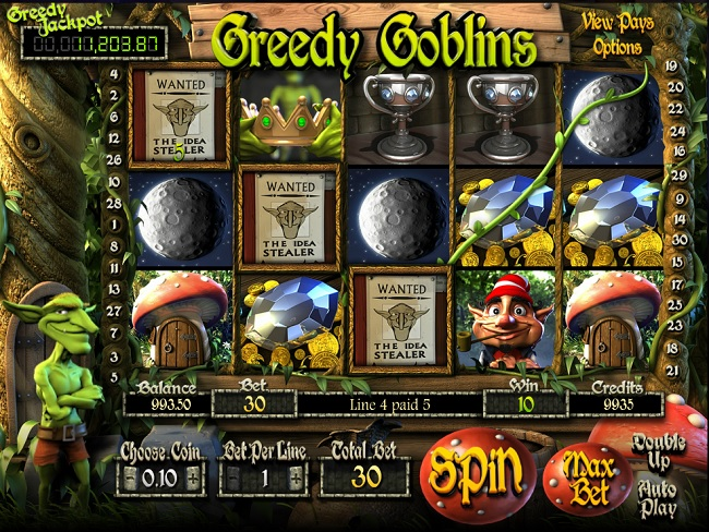 greedy goblin slot review