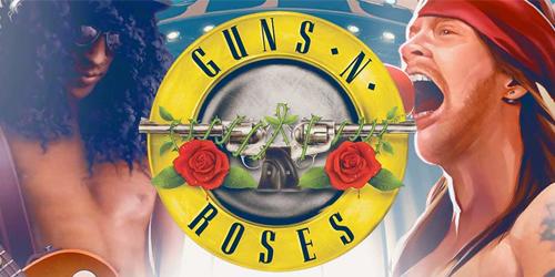 Guns'n'Roses slot