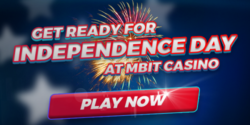 mbit casino independence day