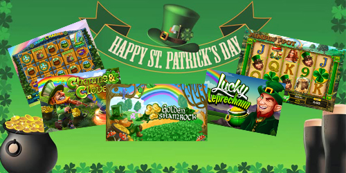 saint patrick day casino slots