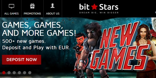 updated bitstars casino
