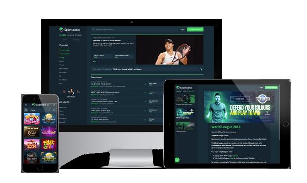 sportsbet.io casino website