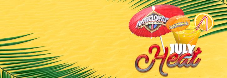 1xslots casino july heat promo