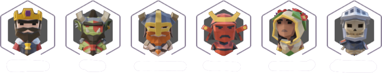 bitcoincasino characters