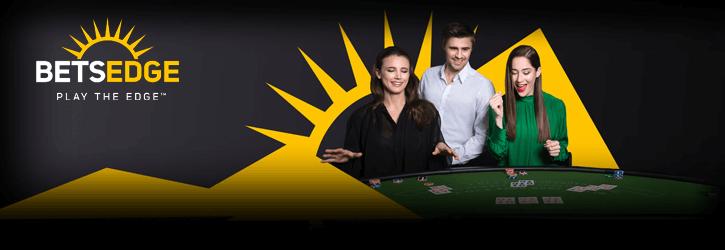 betsedge casino welcome bonus offer