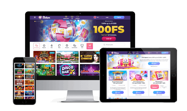 slotum casino website devices