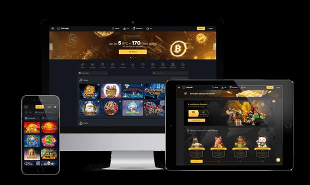 fairspin casino website screens