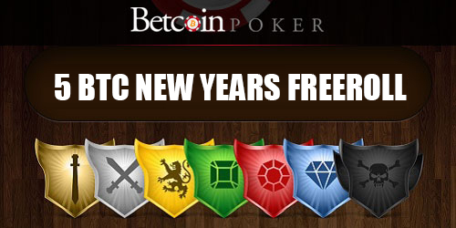 betcoin poker vip btc freeroll