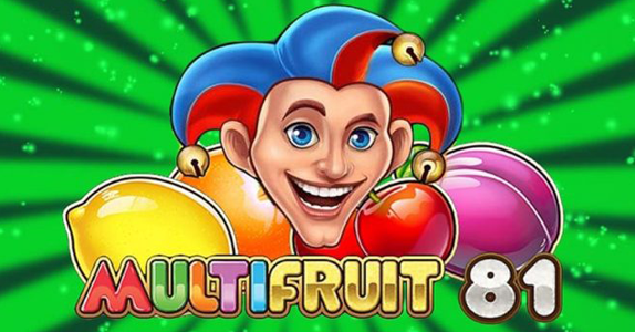 слот multifruit81