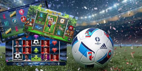 слоты с футбольной тематикой
