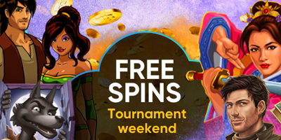 cloudbet casino freespins weekend tournament
