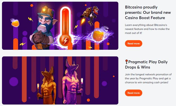 bitcasino promotions