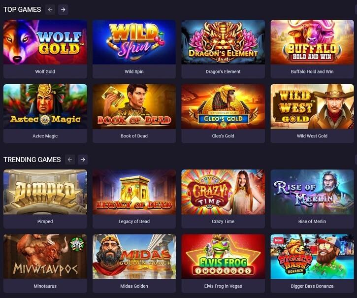 bitstarz casino slots