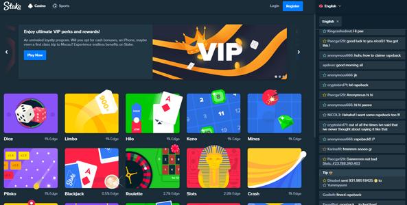 stake.com casino website eng