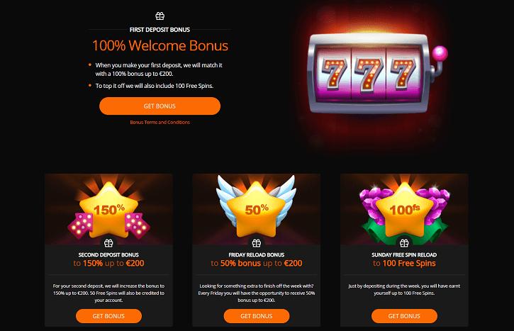 televega casino promotions