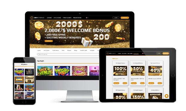 zev casino website