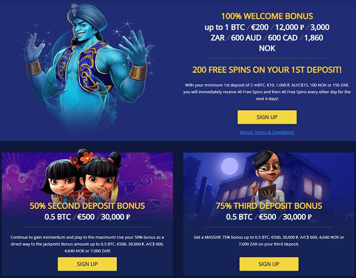 betchain casino promotions