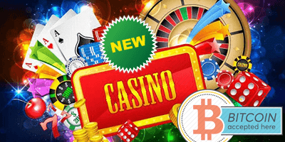 new bitcoin casinos
