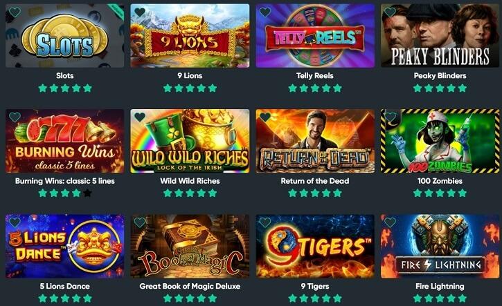 bitcoin.com casino games