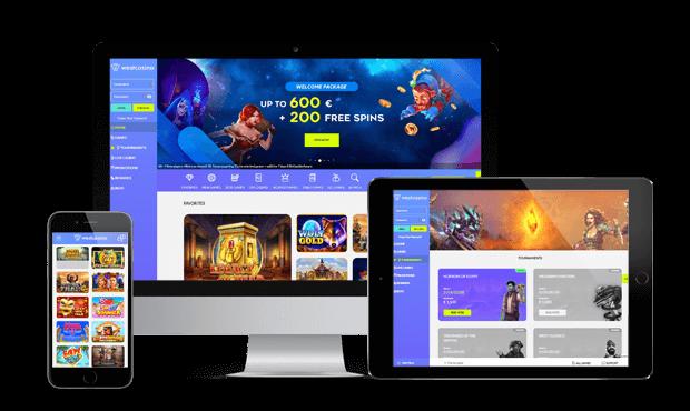 west casino website screens