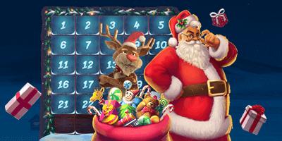 winz casino christmas calendar