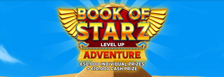 bitstarz casino book of starz adventure promo