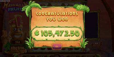 winz casino 105k winner