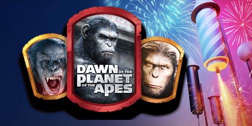 optibet kasiino dawn of the planet of the apes boonus