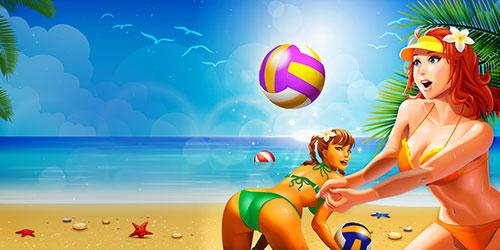 kingswin kasiino bikini party