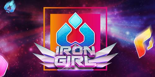 maria kasiino iron girl tournament