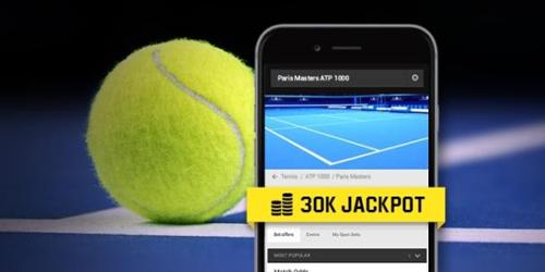 unibet spordiennustus tennis
