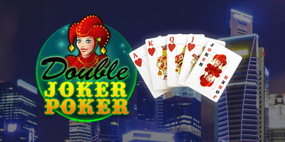 double joker poker slot
