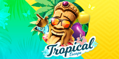 ninja kasiino tropical escape