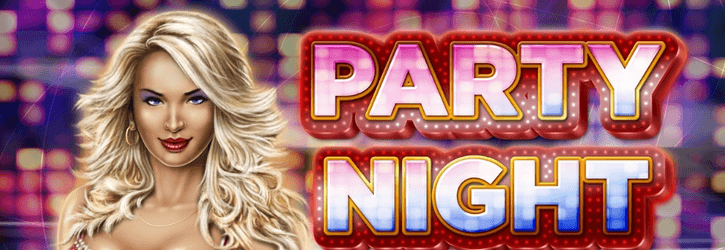 party night slot amatic
