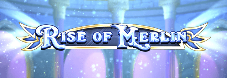 rise of merlin slot playngo