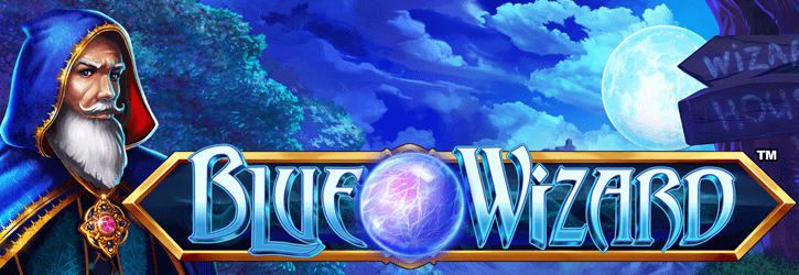 blue wizard slot playtech