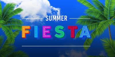 ninja kasiino summer fiesta