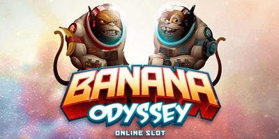 ninja kasiino banana odyssey